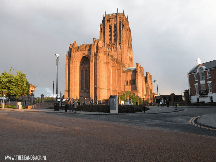 Cathedral of Liverpool, Liverpool, Engeland